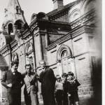 PRZED CERKWIĄ 1930
