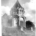 Wilno Kaplica św. Aleksandra Newskiego