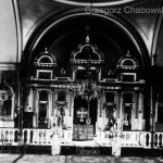 CERKIEW - WNĘTRZE WIELKANOC 11OK. 1905 R - kopia