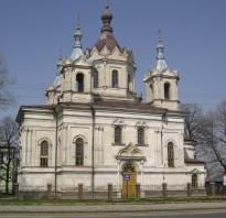 Cerkiew - moje 2