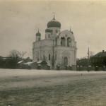 Dyneburg cerkiew św. Aleksandra Newskiego