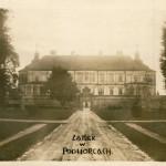 Podhorce pałac