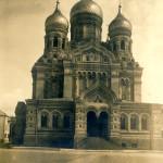 Tallin cerkiew św. Aleksandra Newskiego