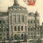 Warszawa pomnik Kopernika