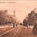 Warszawa, ul. Królewska