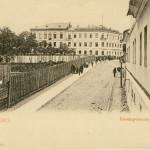 białystok. ul. pałacowa