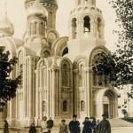 cerkiew romanowych wilno