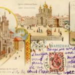 litografia cerkiew ul. długa