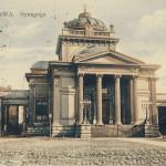 synagoga Warszawa