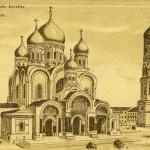 warschawu, russischer kirche