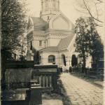 warszawa cerkiew Jana Klimaka