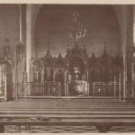 wnętrze cerkwi w Pułtusku